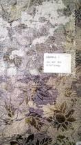 明白なドビーのジャカードによって編まれる編むことのリサイクルされる金属Lurexポリエステルナイロン