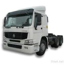 HOWO-A7 6X4 Traktor Head&Tractor&Trailer Kopf