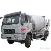 /8m3/ 9m3/10m3Concret van de Vrachtwagen van de Mixer HOWO Mixer & de Vrachtwagen van het Cement