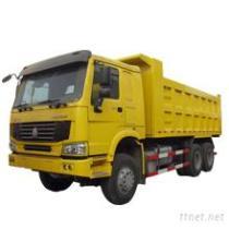 Vrachtwagens van de Kipper van de Prins van de Vrachtwagen van China de Zware 6X4 Gouden