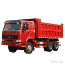 De Vrachtwagen van de Kipper Serie van Sinotruk Swz10 6X4