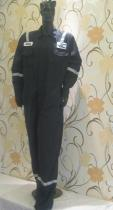 100%cotton flame-retardant coverall