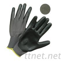 ニトリルの泡の手袋