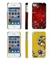 Het Geval van het kristal voor Iphone 4/4S