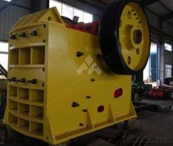 Kiefer-Zerkleinerungsmaschine mit CER und ISO-Bescheinigung