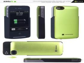 2000MAH het aanvullinge Geval van de Batterij voor IPhone, voor de Telefoon van de Cel, voor Slimme Telefoon
