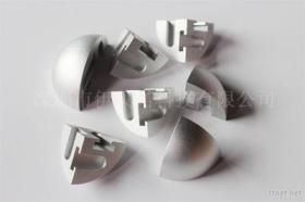 CNC Gedraaide Deel van het Aluminium