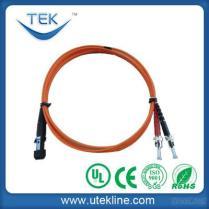 Einzelner Modus-Vielfachbetriebssimplexduplexfaser-Optiksteckschnür Lc-Str.-Fc Sc/Apc