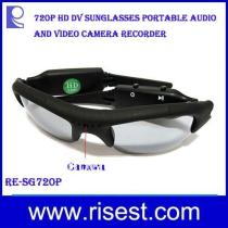 HD 720P Hunting Camera Sunglass