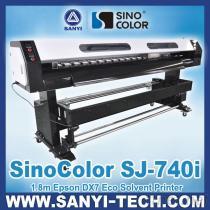 DX7 Eco Solvent Printer