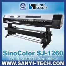 Großes Format Eco Lösungsmittel-Drucker
