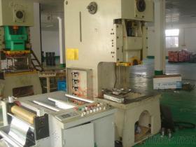 Macchina del contenitore certificata CE della lamina di alluminio