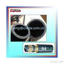 R4 de Draad van het Staal SAE100 vlechtte Hydraulische Slang