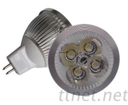 빛 & 점화 제품, 지도된 제조자, 수출상, 공급자, MR16 4w LED 스포트라이트 DC12V