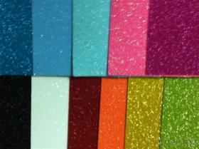 EVA Foam Sheet With Glitter