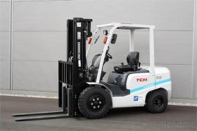 Isuzu 엔진을%s 가진 아주 새로운 TCM 디젤 엔진 지게차