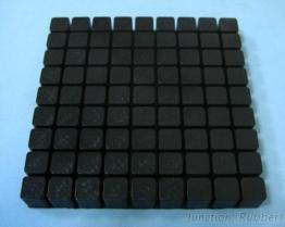 Rubber voet-5 van het silicone