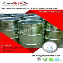 Inquiry for Proplyene glycol