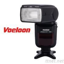 Voeloon V600 디지탈 카메라 부속 저속한 속도 빛