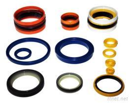 PU Sealing Parts For Hydraulic Machine