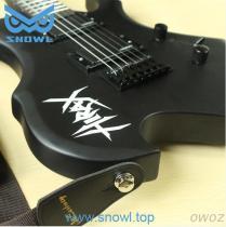 高品質OWOZのギターボタン