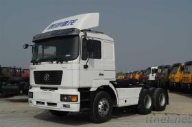 Shacman 6X4 40 Tonnen Traktor-LKW-