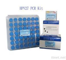 HPV 27 Genotyping DNA-Abfragungs-Installationssatz