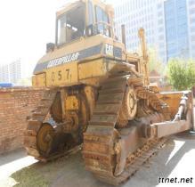 De Bulldozers van het Kruippakje van Caterpillar (Kat, D7H)
