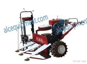 نموذج [ألك-4غ] 80 أرزّ قمح حاصد ورباط, قمح حاصد وحصّاد