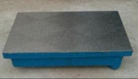Roheisen-Oberflächen-Platte