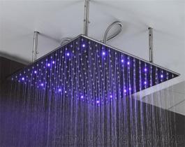 Dusche LED-SUS304 stellt Regen-Dusche-Badezimmer-Einschließung Acccessories ein