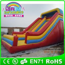 Amusement Equipment Kid Play Inflatable Water Slide Theme Park