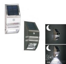태양 벽 빛 운동 측정기를 가진 태양 계단 빛