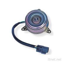 De Motor van de ventilator