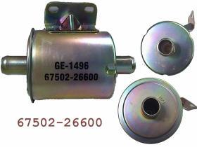 8FD20 de Terugkeer van de filter (675022660071)