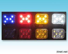 Röhrenblitz-Lichter