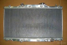 De auto het Rennen Radiators van het Aluminium van Prestaties voor MT van Acura Rsx 2002-2003 2.0L