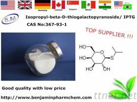 IPTG CAS 이소프로필 beta D THIOGALACTOPYRANOSIDe 367-93-1