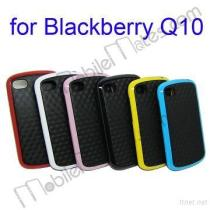PC+TPU hard Geval voor Blackberry Q10