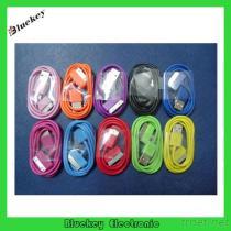 10色IPhone 5 SYNC充満のための多彩なUSBのデータケーブル