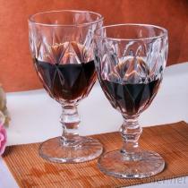2015 New Design Clear Wine Glasses