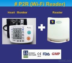 Telecare Blutdruck-+ Herz-Zustands-Monitor