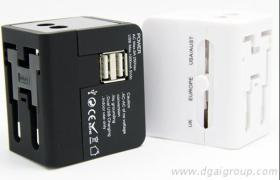 Universal Travel Adapter All In One Power Socket