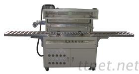 Máquina da transferência térmica de superfície curvada