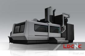 De professionele CNC Leverancier van de Machine van het Malen van de Brug