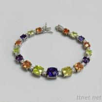 Multicolor CZ Bracelet
