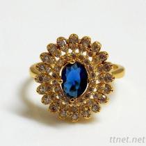 Gold Women Ring