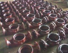 Werfende Pumpen-Bestandteile, Roheisen-Pumpen-Antreiber, Graueisen-Pumpe, duktiler Pumpenkörper