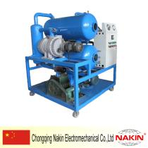 Transformer oil vacuum purification machine