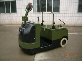 Elektrische Slepende Tractor